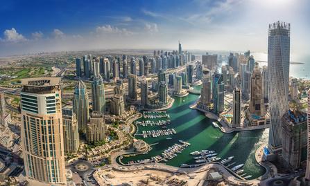 Dubaj, biznes w Dubaju, obce rynki
